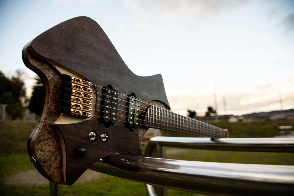 エレキギター 962 Woodworks