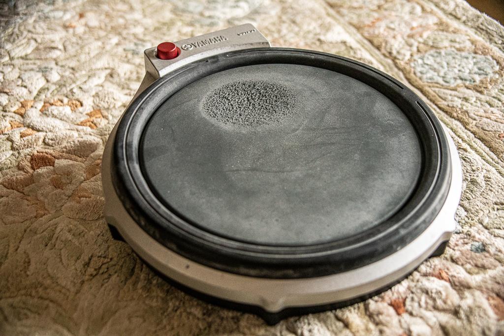 電子ドラムパッド TP100 打面